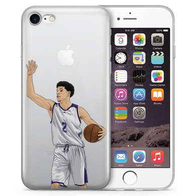 Lonzus Basketball iPhone Case