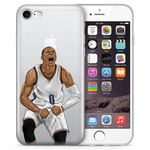 Loyal Basketball iPhone Case