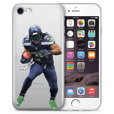ML Football iPhone Cases