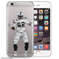 Mack Daddy Football iPhone Case