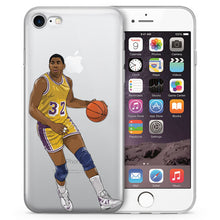 Magic Basketball iPhone Case