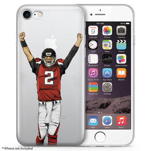 Matty Ice Football iPhone Case