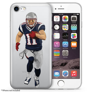 Minitron Football iPhone Case