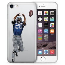 Mel Football iPhone Cases