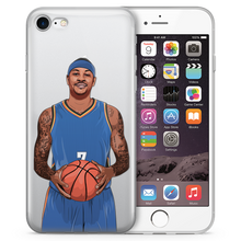 Melo OKC Basketball iPhone Case