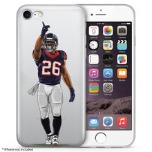 Miller Time Football iPone Case