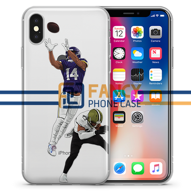 Minneapolis Miracle Football iPhone Case