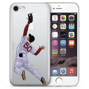 Mookie Baseball iPhone Case