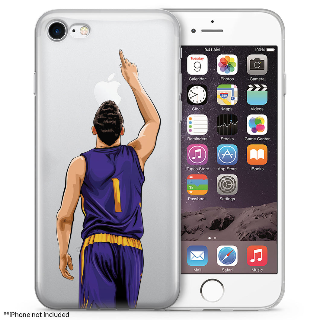 Mr. 70 Basketball iPhone Case
