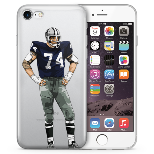 Mr. Cowboy Football iPhone Cases