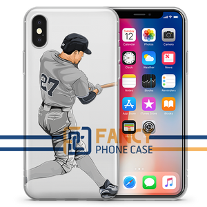 Mr HR NYY Baseball iPhone Case