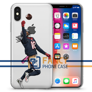 Nuk Football iPhone Case