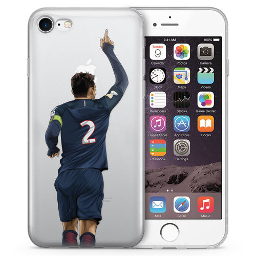 O Monstro Soccer iPhone Case