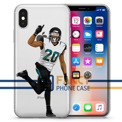 Picksonville Football iPhone Case