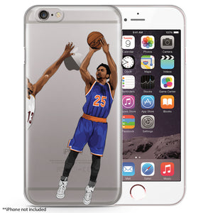 Pooh NYK Basketball iPhone Case