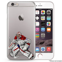 Pricey Hockey iPhone  Case