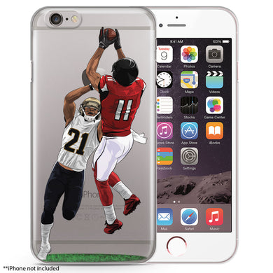 Quintorris Football iPhone Case