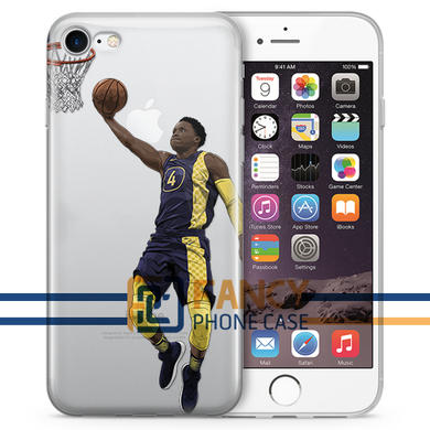 Rated O Basketball iPhone Case