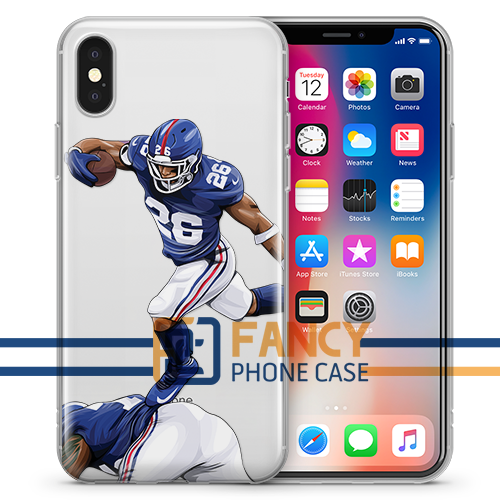 Saquads Football iPhone Case