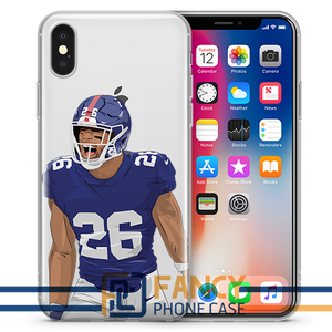 Say-Say Football iPhone Case