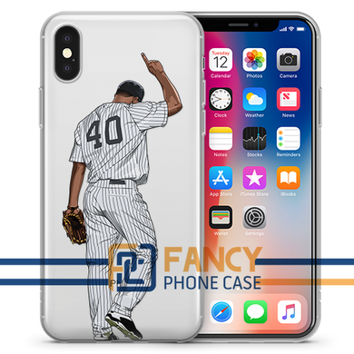 Sevy Baseball iPhone Case