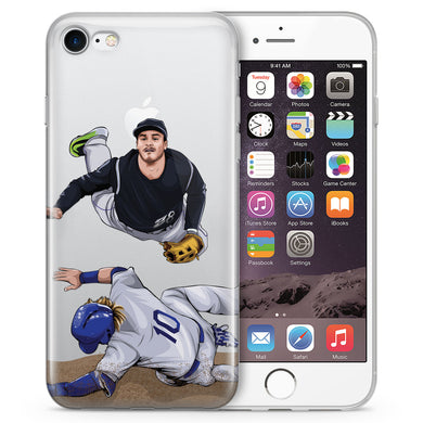 Sharknado Baseball iPhone Case
