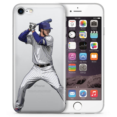 Silk Baseball iPhone Case