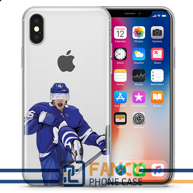 Spoon Hockey iPhone Case