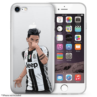 Square R2 Soccer iPhone Case