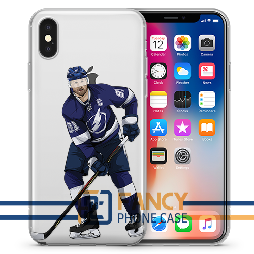 Stambot 3000 Hockey iPhone Case