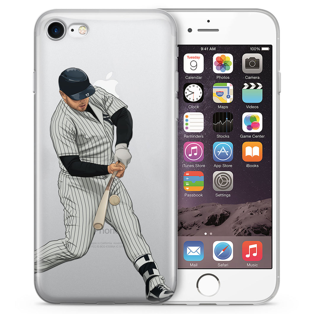 Stillwater Stinger Baseball iPhone Case