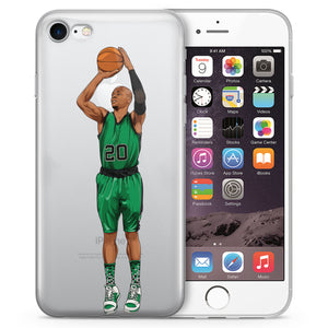 Sugar Ray BOS Basketball iPhone Case