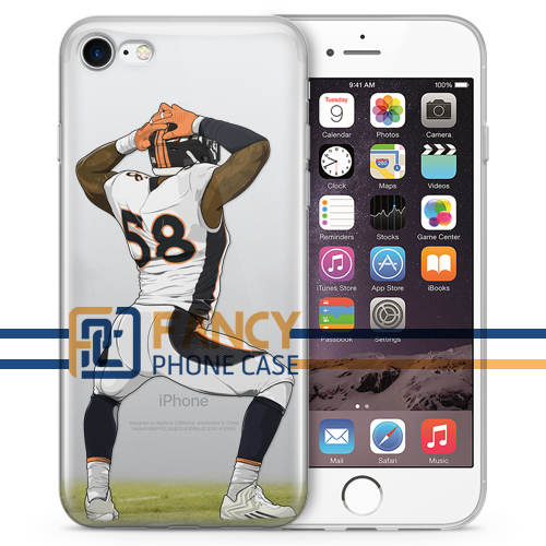 Super Freak Football iPhone Case