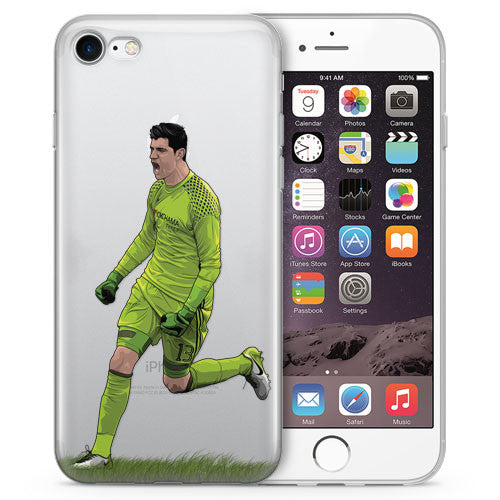 Tarantula Soccer iPhone Case