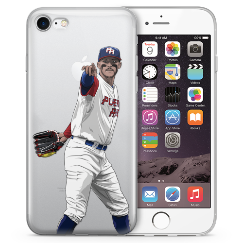 Team Rubio Baseball Iphone Case