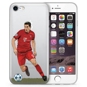 The Body Soccer iPhone Case