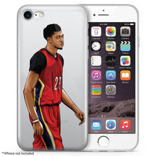 The-Brow Basketball iPhone Case