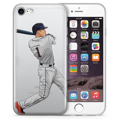 The Captain 2 Baseball iPhone Case