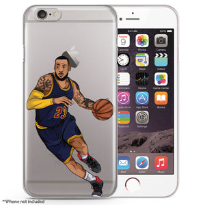 The Chosen One Basketball iPhone Case