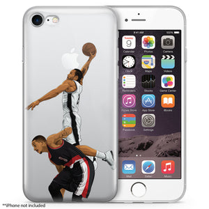The Claw Basketball iPhone Case