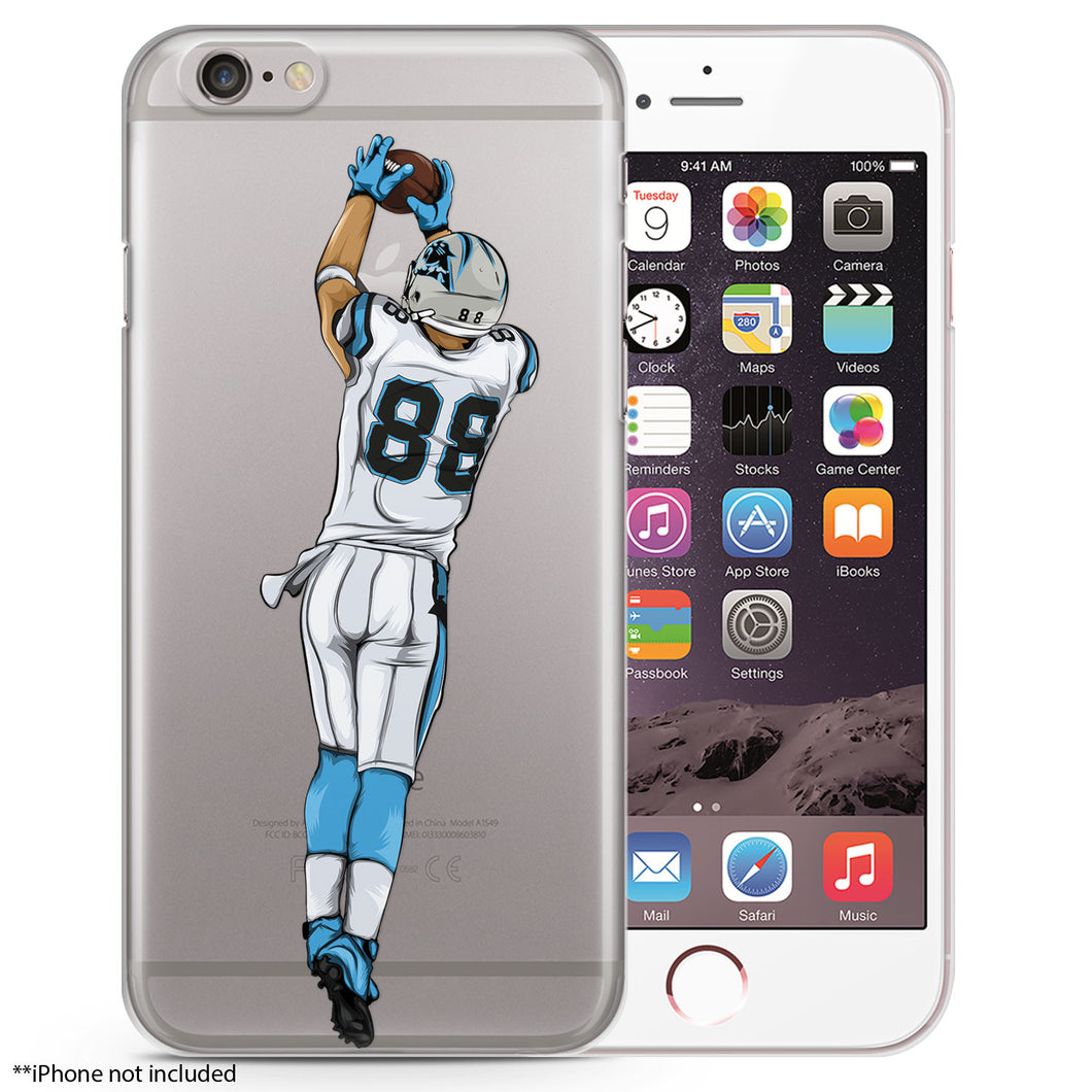 The Elegent Football iPhone Case