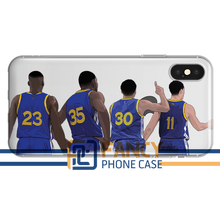 The Franchise Basketball iPhone Case