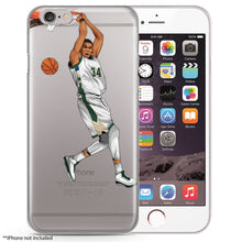 The Greek Freak iPhone Case