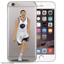 The Hawk Basketball iPhone Case