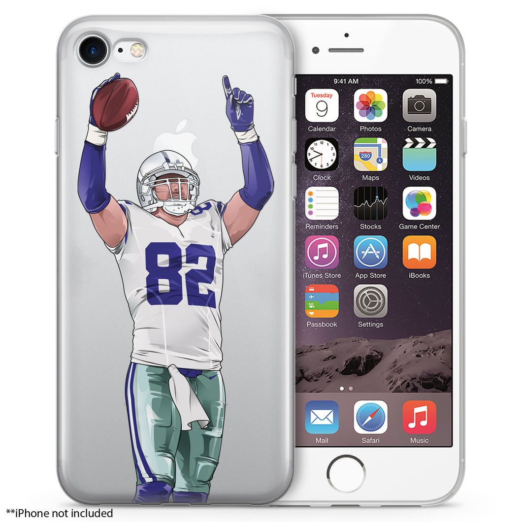 The Judge Football iPhone Case