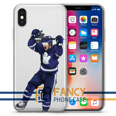 The Magician Hockey iPhone Case