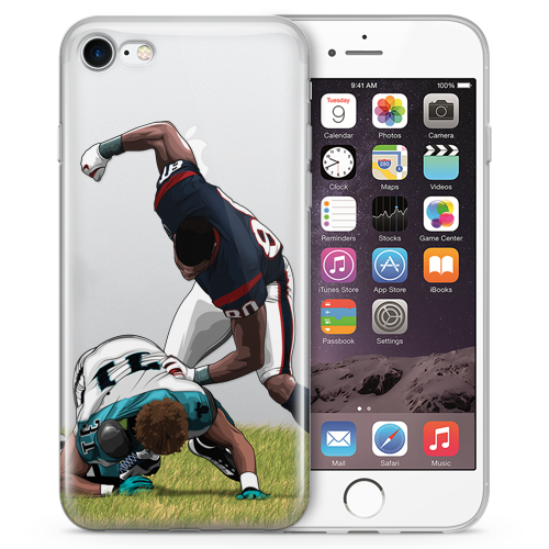 The Natural Football iPhone Case