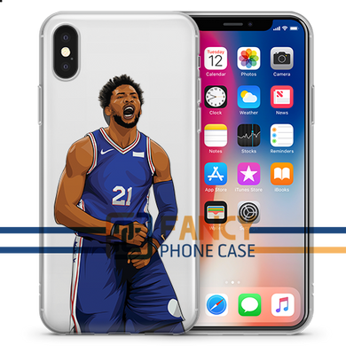 The Process 2019 Basketball iPhone Case