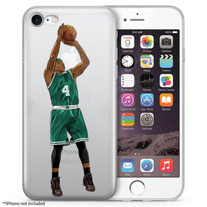 The Prophet Basketball iPhone Case