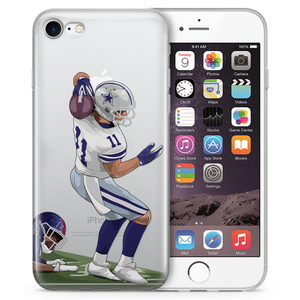The Grab Football iPhone Case